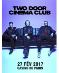 ALBUM / Two Door Cinema Club au Casino de Paris en 2017 pour défendre l'album