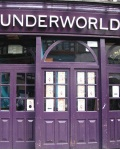 Visuel THE UNDERWORLD A LONDRES