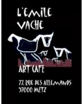 Visuel L'EMILE VACHE - ART CAFE