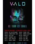 En concert à Paris AccorHotels Arena le 16/11, Vald fera une tournée des Zénith en avril 2020