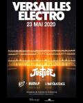 L'electro s'invite pour la deuxième fois au Château de Versailles en mai !