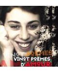 VINGT POEMES D'AMOUR ET UNE CHANSON DESESPEREE