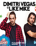 Concert Dimitri Vegas & Like Mike