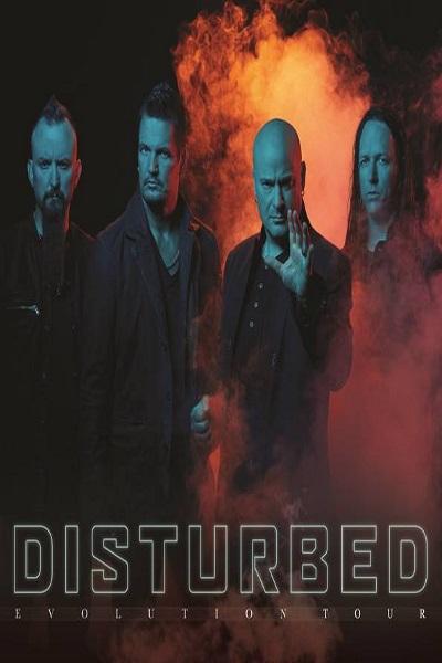 concert Disturbed
