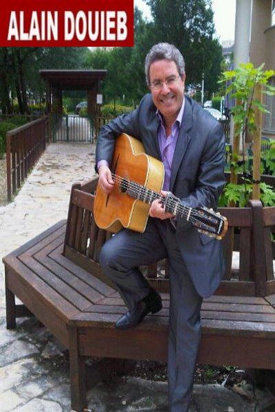 concert Alain Douieb