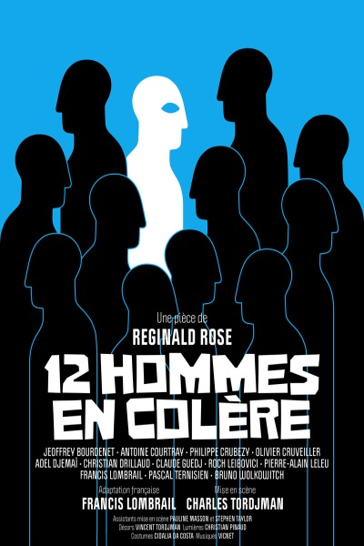 12 HOMMES EN COLERE (CHARLES TORDJMAN)