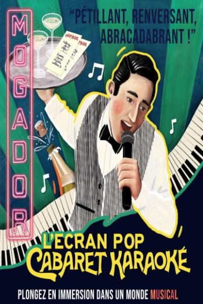 concert L'ecran Pop - Cabaret Karaoke