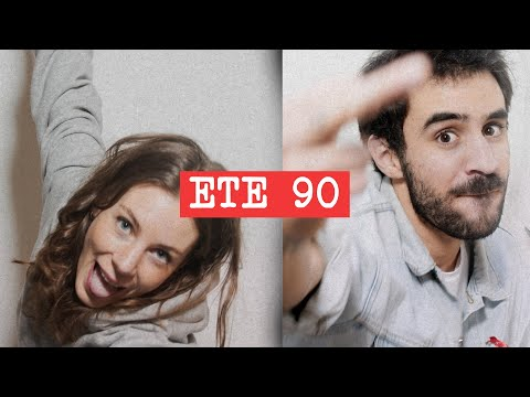Therapie TAXI - Eté 90 (Clip Officiel / Rupture 2 merde)