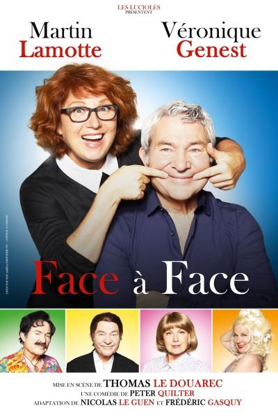 FACE A FACE (THOMAS LE DOUAREC)