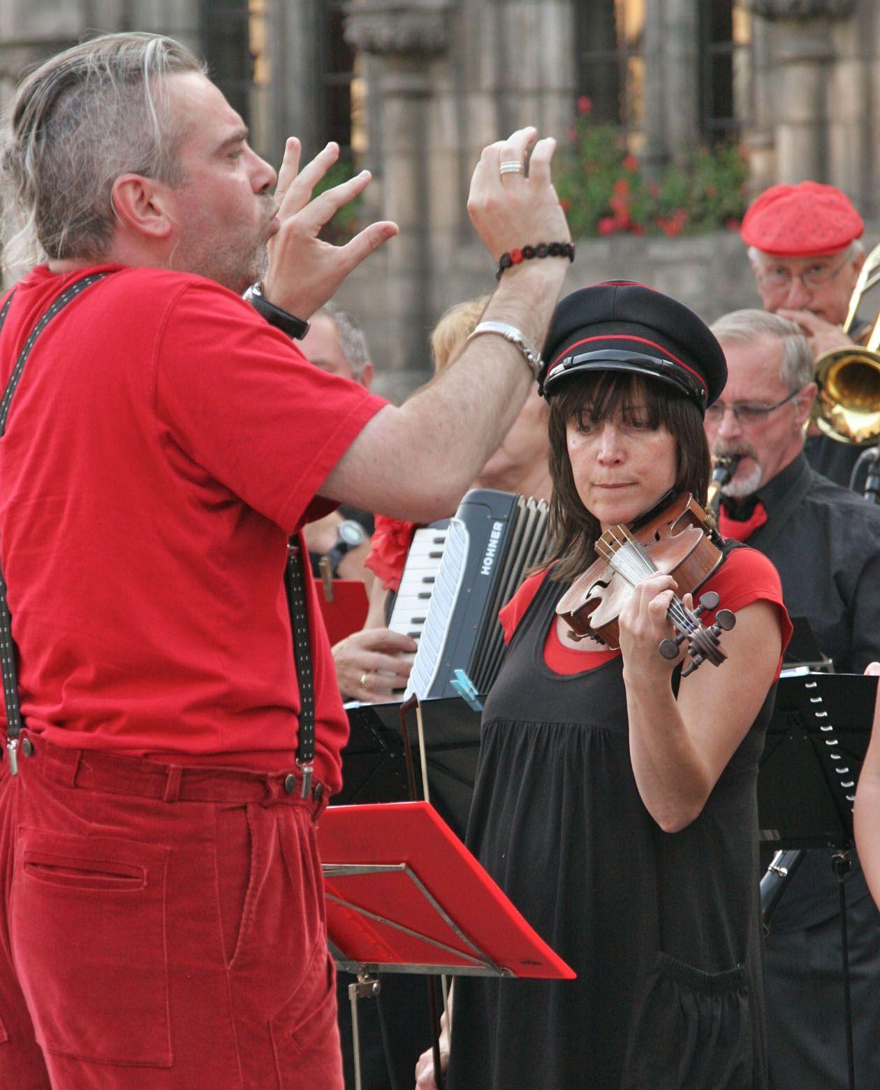 concert La Fanfare Detournee