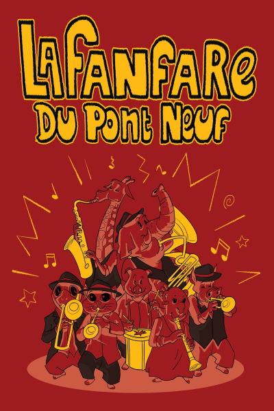 concert Fanfare Du Pont Neuf