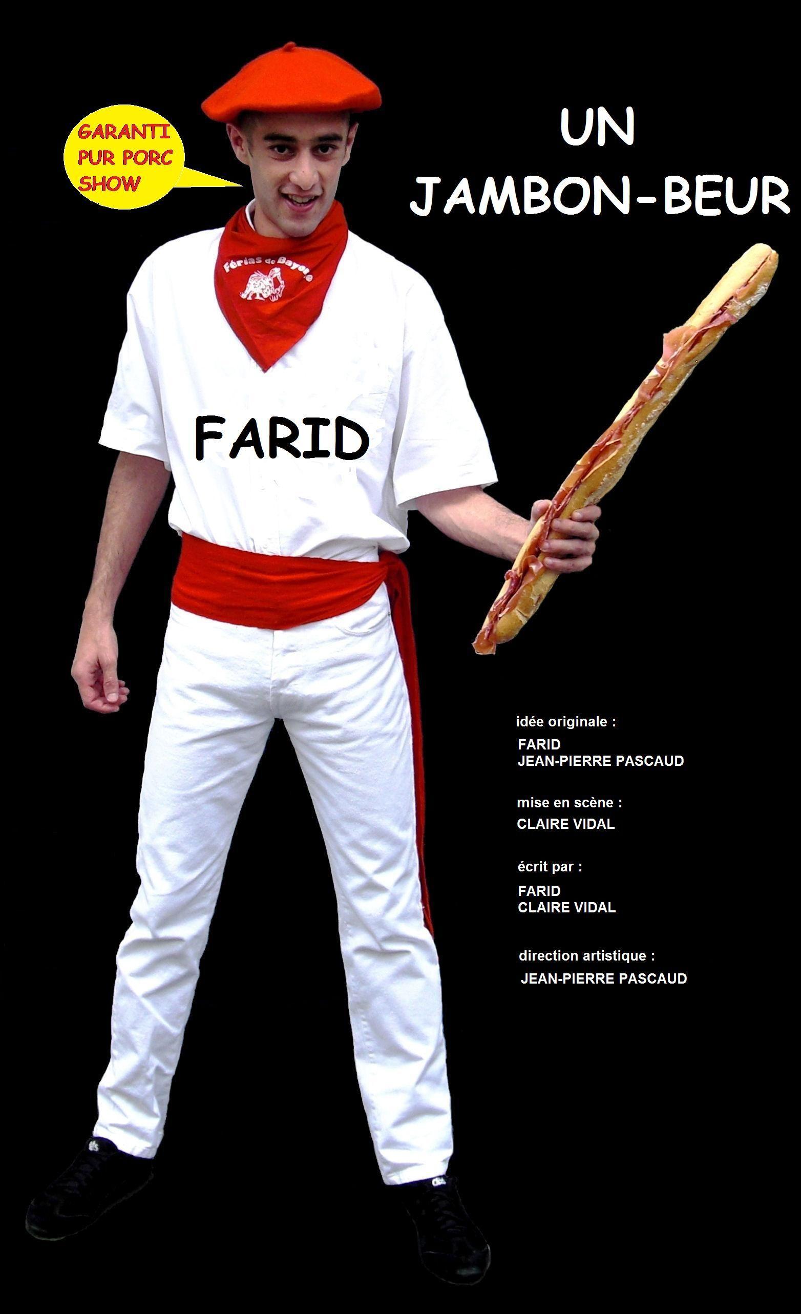 concert Farid (un Jambon Beur)
