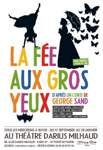 concert La Fee Aux Gros Yeux