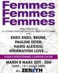 concert Femmes Femmes Femmes