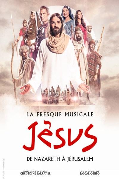 concert Jesus - De Nazareth A Jerusalem