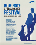Blue Note Xperia Loung Festival Teaser 2014