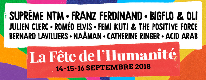 FETE HUMANITE