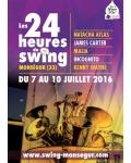 Teaser Les 24 heures du Swing 2016 | Festival Jazz