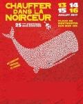 Teaser CHAUFFER DANS LA NOIRCEUR #25 (prog complète)