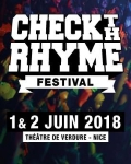 FESTIVAL CHECK THE RHYME
