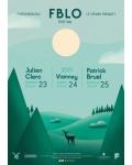 Si on chantait à Fontainebleau avec le FBLO Festival ! A l'affiche Julien Clerc, Vianney et Bruel