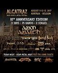 FESTIVAL / 10ème édition pour le festival de metal belge Alcatraz