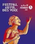Festival Au Fil des Voix-du 4 au 15 février 2016-@Alhambra & @Studio de l'Ermitage