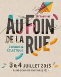 TEASER - Festival Au Foin De La Rue 2015