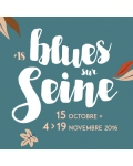 Blues sur Seine 2016 ✦ Programmation