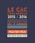 CAC / CENTRE DES ARTS ET DE LA CULTURE DE CONCARNEAU