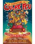 LA CARAVANE DE COUVRE FEU - Teaser 2016