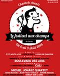 INVITATIONS / Festival Aux Champs Chanteix Chante : gagnez vos places !