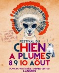 TEASER CHIEN A PLUMES 2014