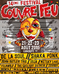 Festival Couvre Feu 2015 - Teaser