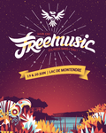 ✌TEASER✌ Festival Free Music XV, week-end les pieds dans l'eau !