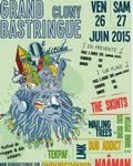Festival Grand Bastringue Cluny 2015 (teaser)