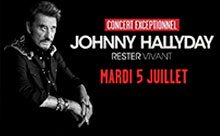 Teaser Printemps de Pérouges 2016 - Johnny Hallyday