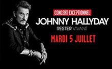 Teaser Printemps de Pérouges 2016 - Johnny Hallyday