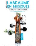 Labeaume en Musiques 2015