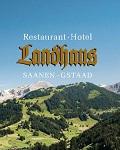 Visuel HOTEL LANDHAUS A SAANEN