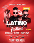 Teaser LATINO REGGAETON Festival 2015