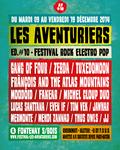 Les Aventuriers #10 // Line-up