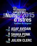 INVITATIONS / Les Nuits D'Istres : gagnez vos places pour ce festival à la croisée des styles musicaux