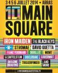Main Square Festival : 12 nouveaux noms à l'affiche !