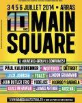 Vivez en direct les 10 ans du Main Square, du 4 au 6 juillet