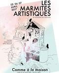 Festival les Marmites Artistiques 5, 6, 7 avril 2017 (TEASER)