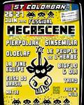 Programmation Mégascène 2015