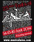 Festival Musicalarue 2014