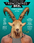 INVITATIONS / Rencontres Brel : invitations flash pour le concert de Bénabar le vendredi 24 juillet !