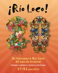 Valise Rio Loco 2015, voltige aérienne